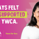 Leticia Racine, YWCA Regina Resident Support Worker 2020