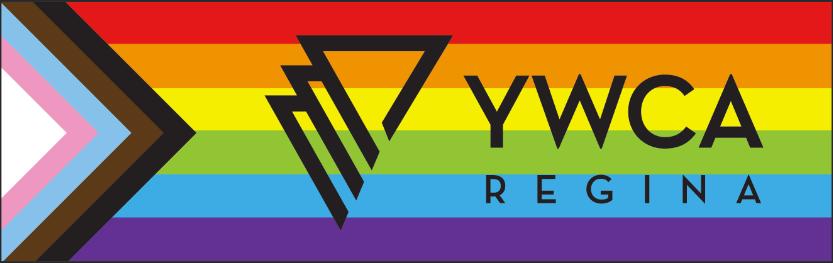 YWCA Regina Pride banner 2020